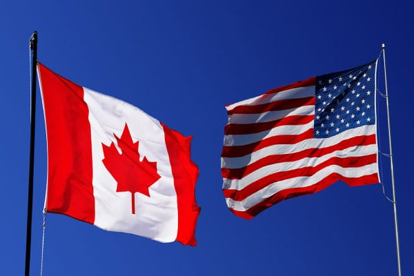 The Canadian Presence in the USA