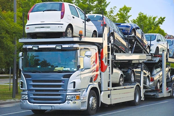 Shipping your Vehicle from Canada to USA