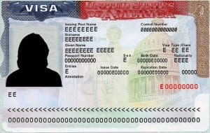 US Employment Visa