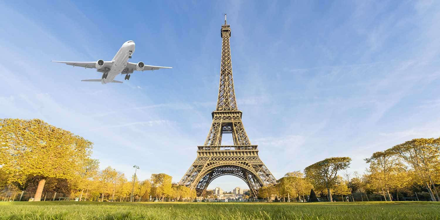 Flights from Canada to Europe