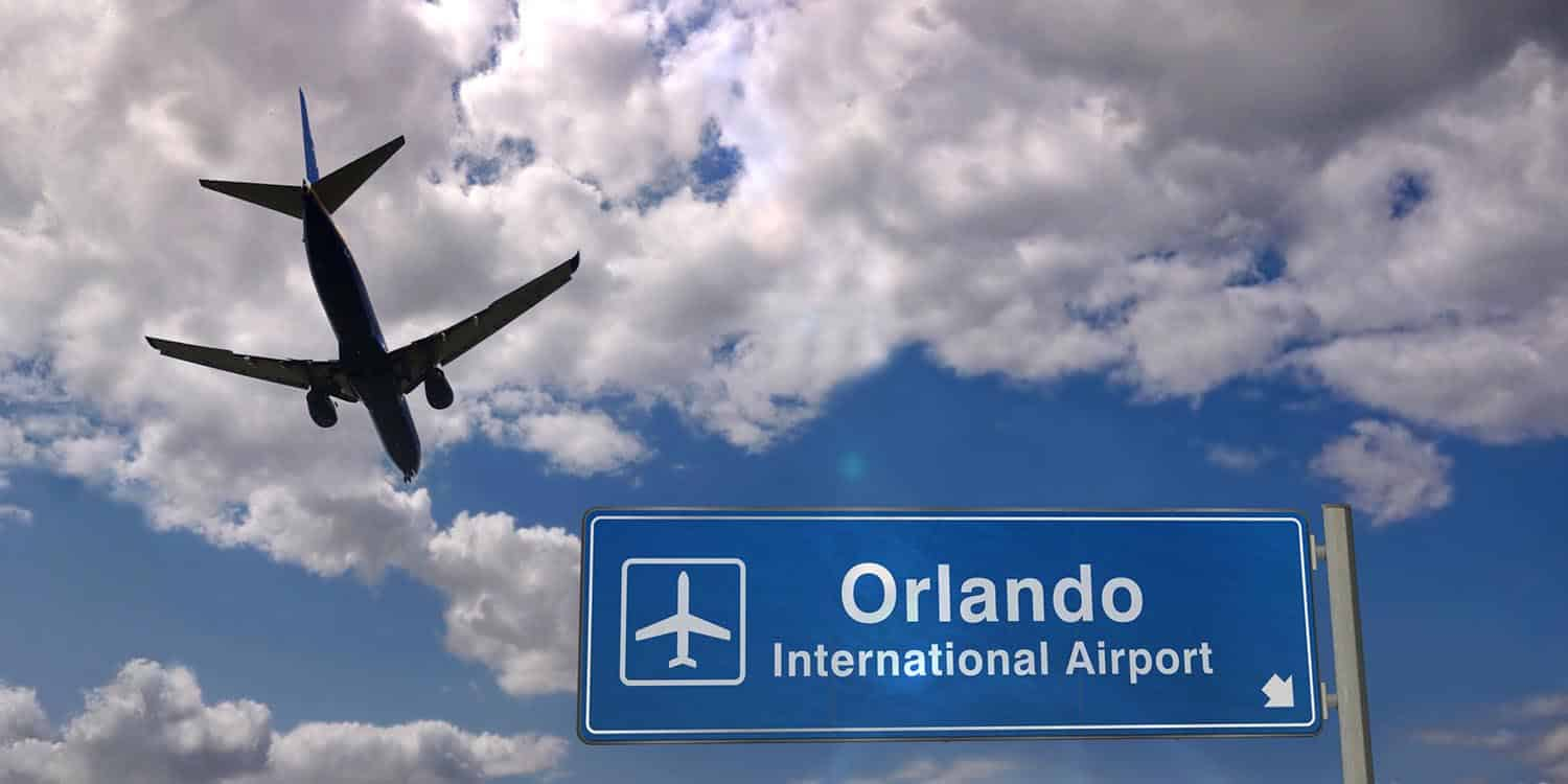 Flights from Canada to Florida