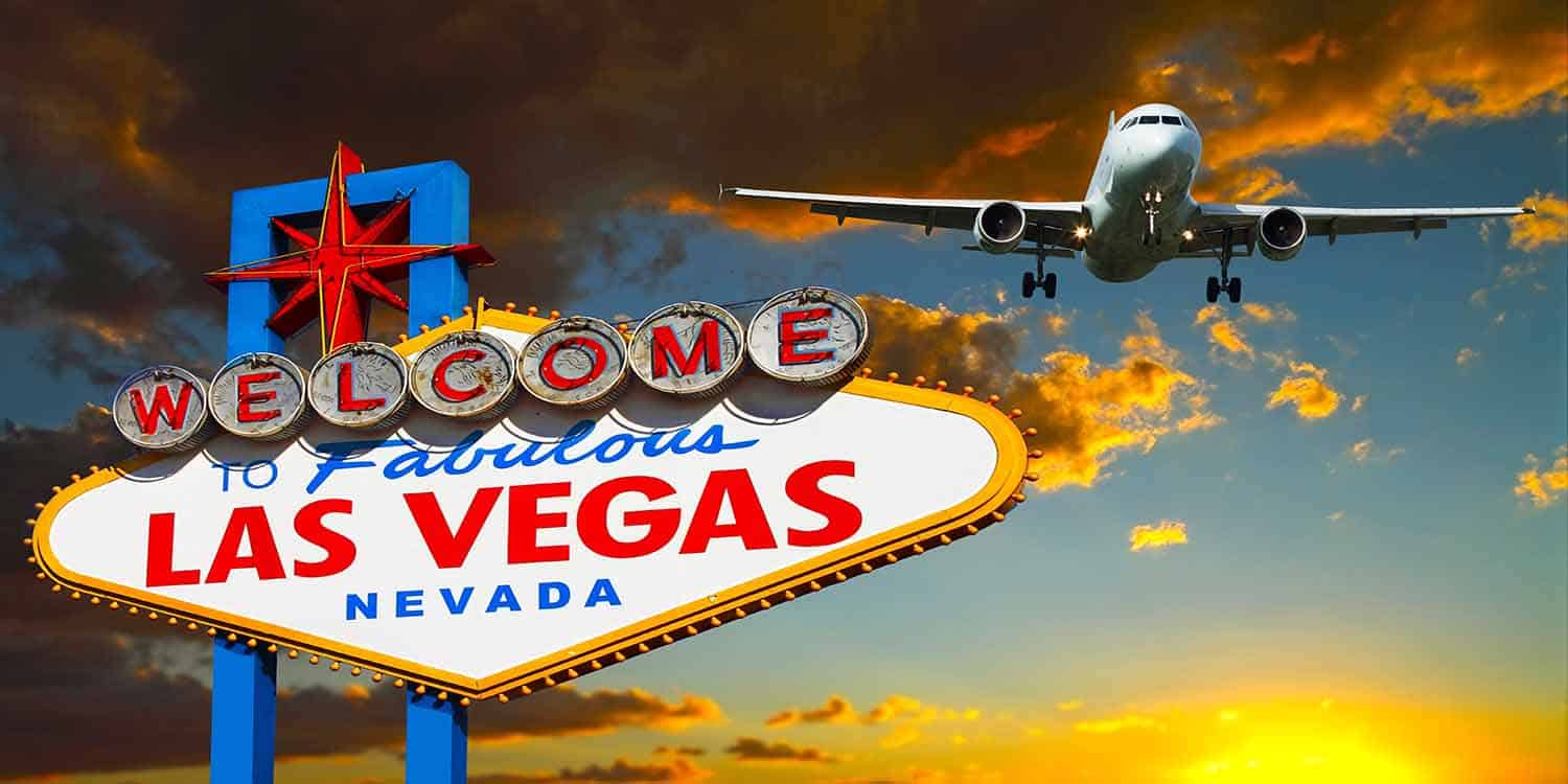 Flights from Canada to Las Vegas