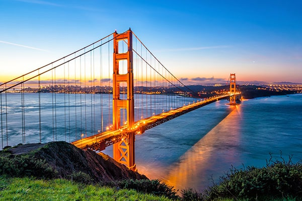 California Travel Discounts for Canadians