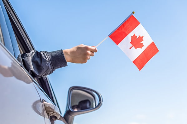 Importing a US Vehicle to Canada
