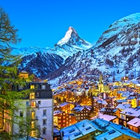 Switzerland Hotel Discounts for Canadians
