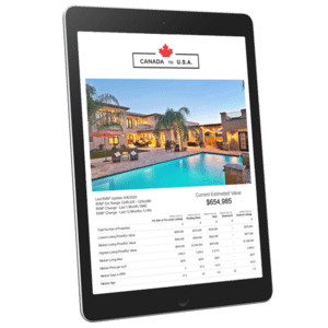 US Real Estate Home Evaluation Report