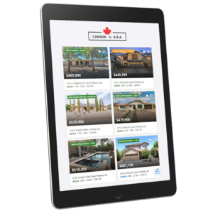 USA Real Estate Listings for Canadians